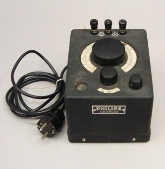 Kapacitansmätare Typ GM4140