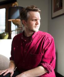 Forfatter og illustratør Lars Kristian Selbekk