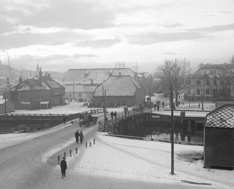 Brattøra 1934