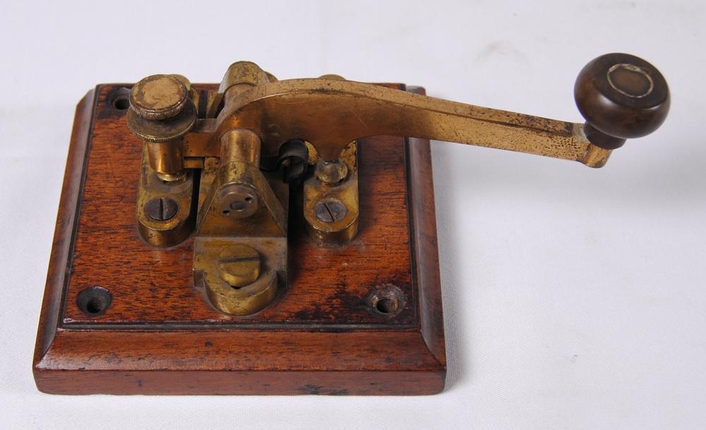 Morsetangent för öppen kedja från 1850-talet.