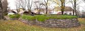 St. Nikolas kirkeruin og Ruinparken
