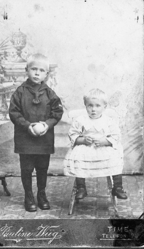 Randulf Kverneland (1919 - 1995) og Marit Kverneland (1921 - 1977)
