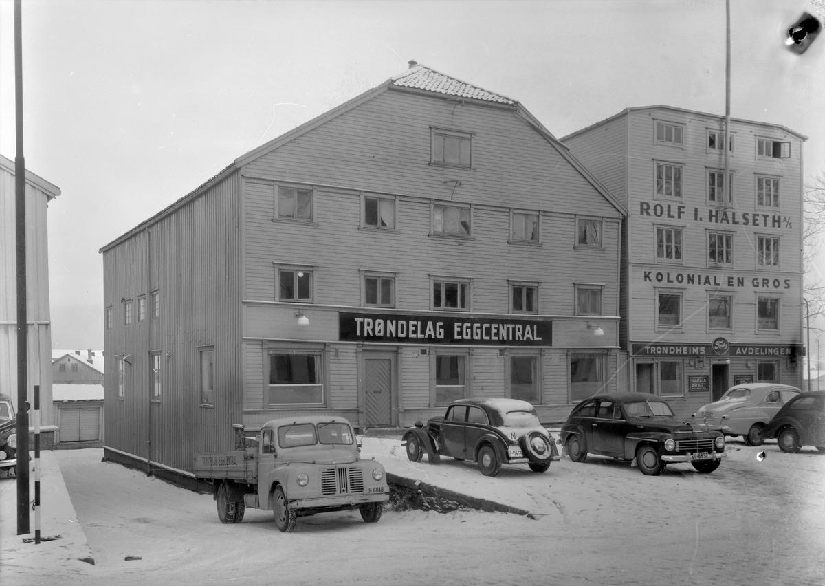 Trøndelag Eggcentrals brygge