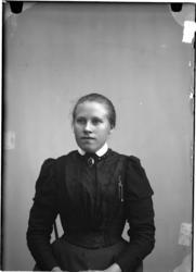 Portrett av Marit Sofie Husby