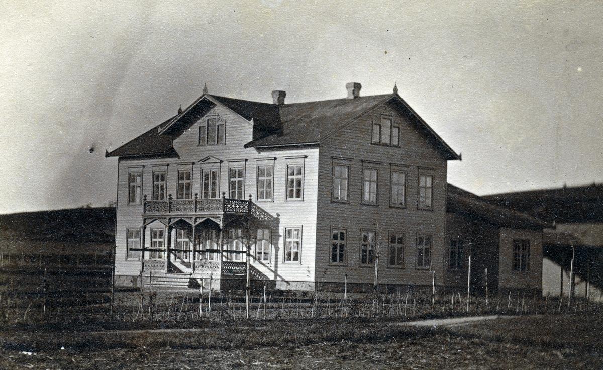 Kallvattenkuranstalten, Halmstad.