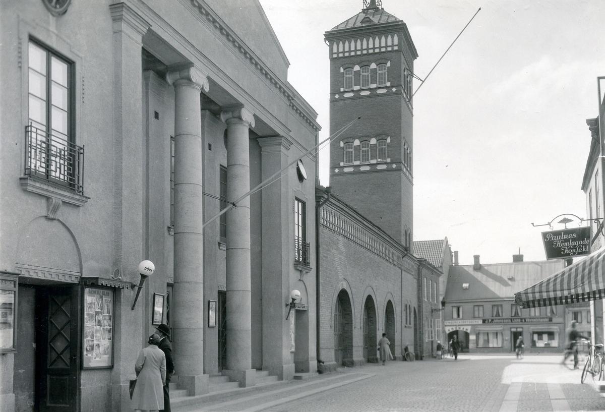 Bankgatan, Halmstad.