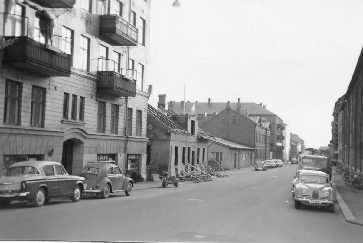 Danners hus, Hvitfeldtsgatan 26, kv. Biet, Halmstad.