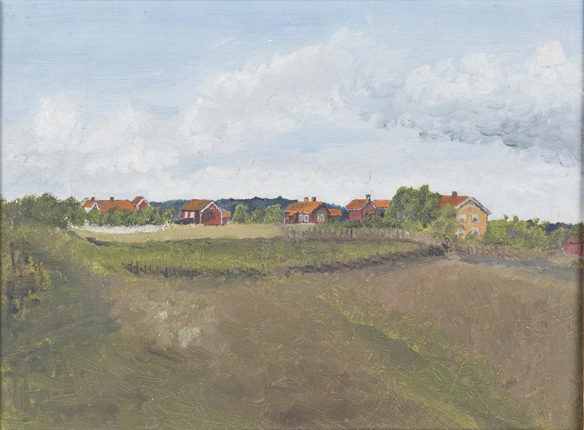 Flateby gård, Nesodden.