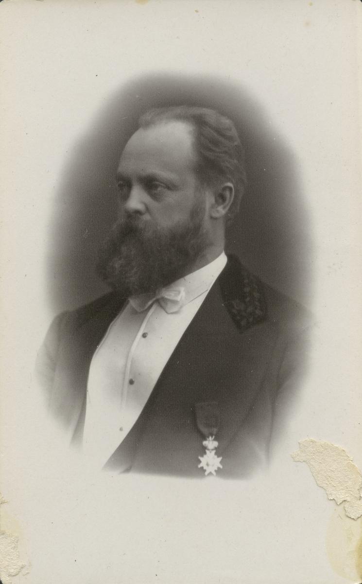 Professor Frithiof Holmgren.