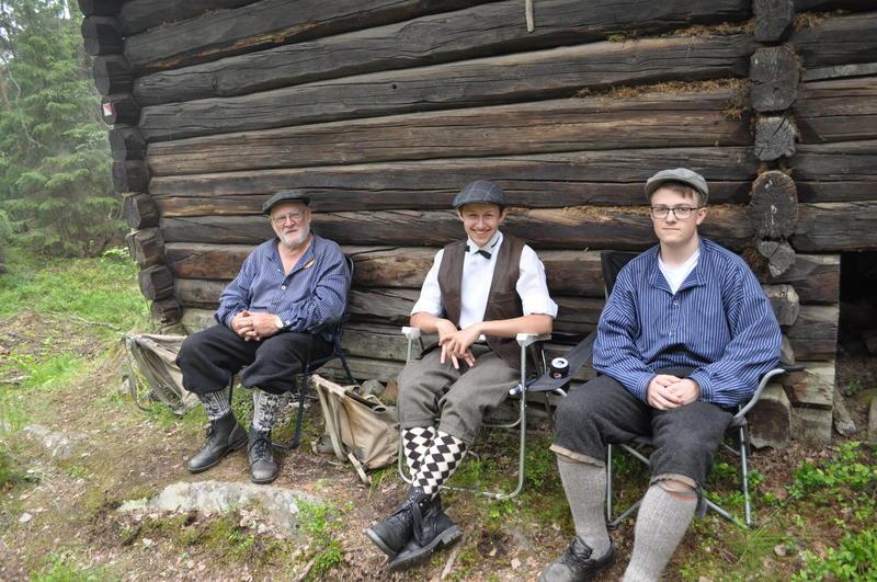 Tømmerhuggere, Liv i stuene 2019 (Foto/Photo)