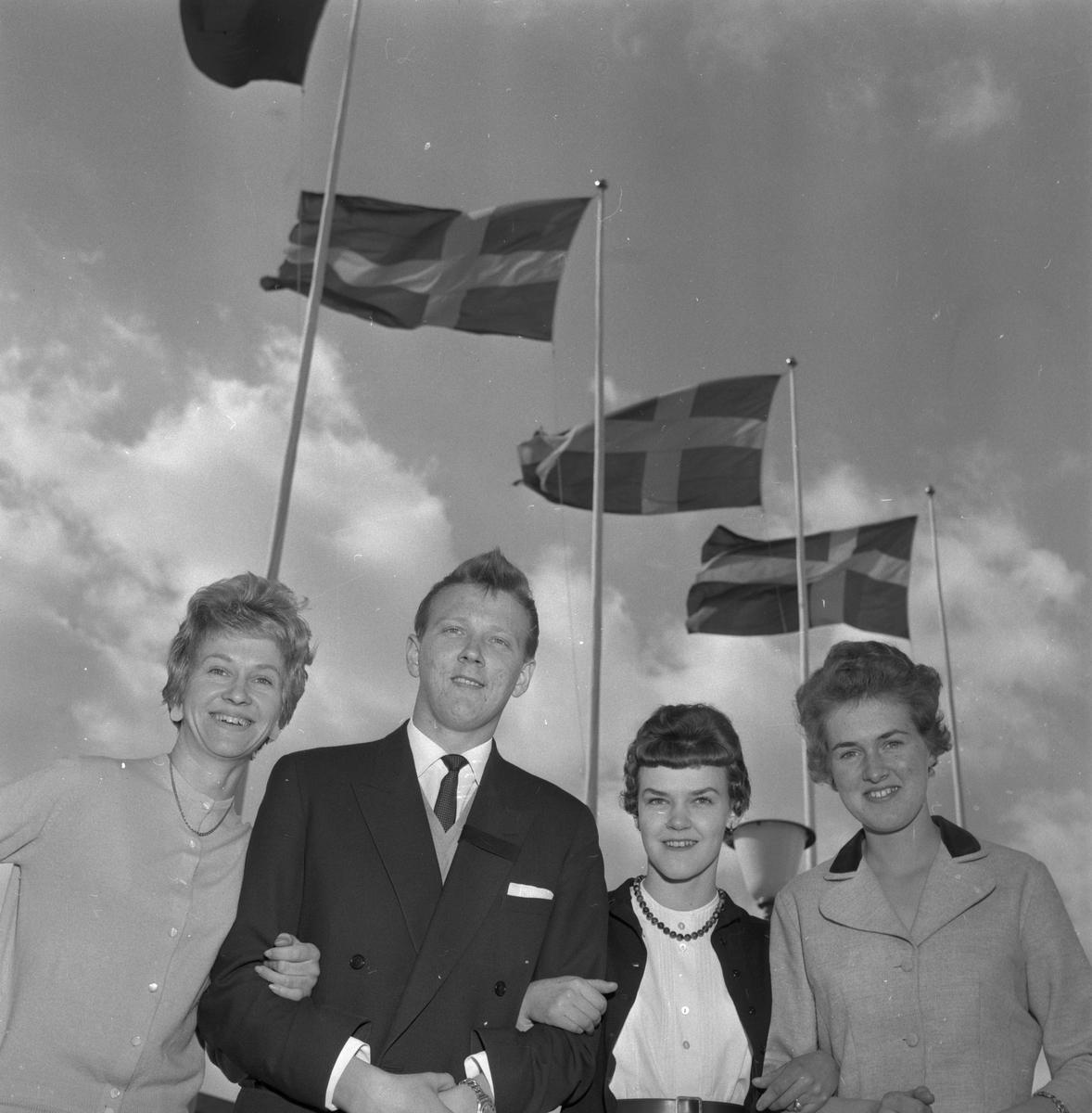 Teknisternas världsrekord. 20 april 1959.