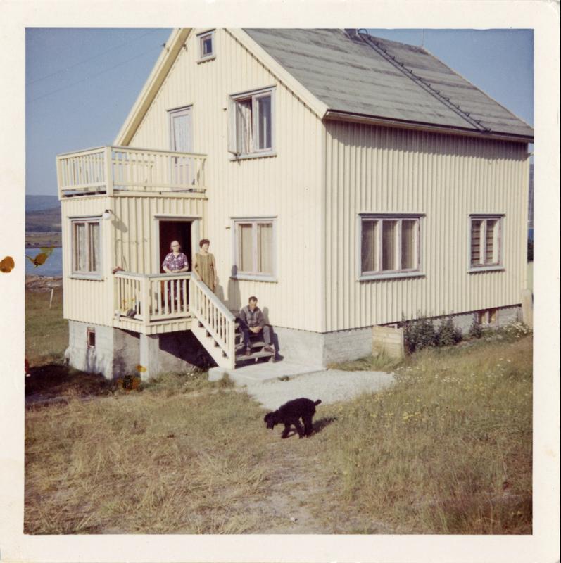 Bolighuset i Olderfjord
