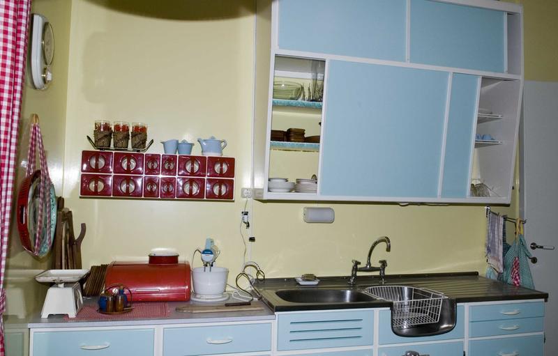 Kjøkken 1965 (Foto/Photo)