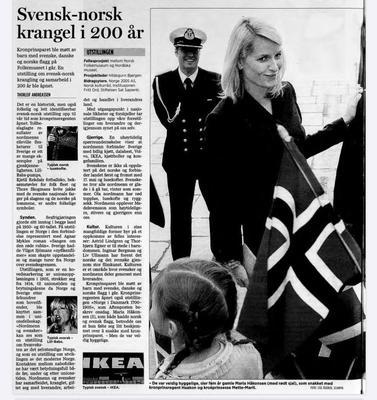 Nordmenn og svensker (Foto/Photo)