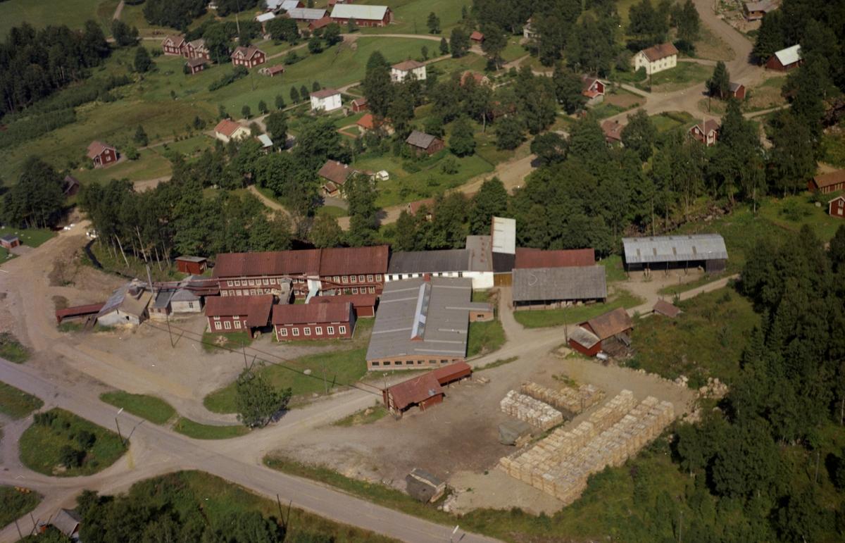 Flygfoto över Svenarum i Vaggeryds kommun, Jönköpings län. 1239/ 1966