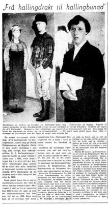 Aftenposten 1961