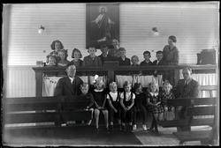 Tidans fria församlings söndagsskola