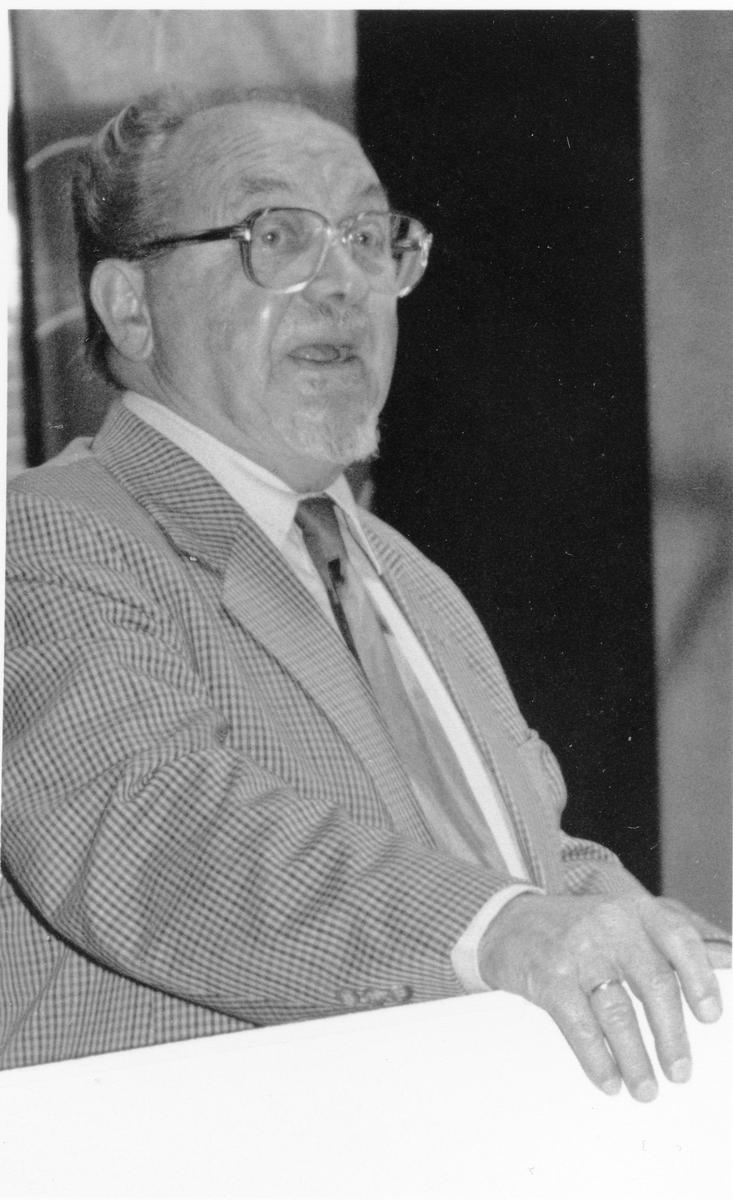 Nordvesten 1993. Anker Jørgensen