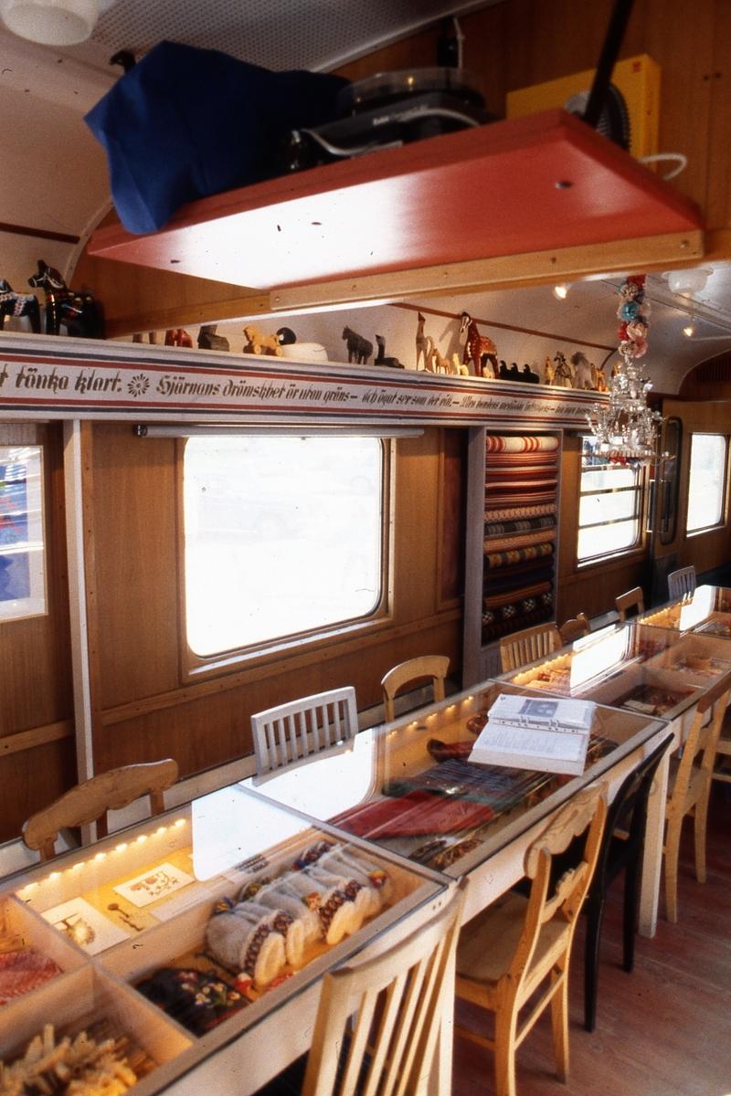 SlöjdTåget; Konferensvagn