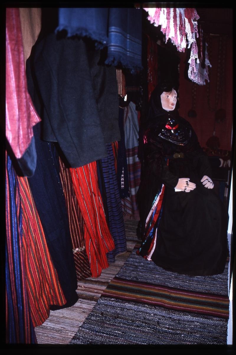 Österbotten; Textilier