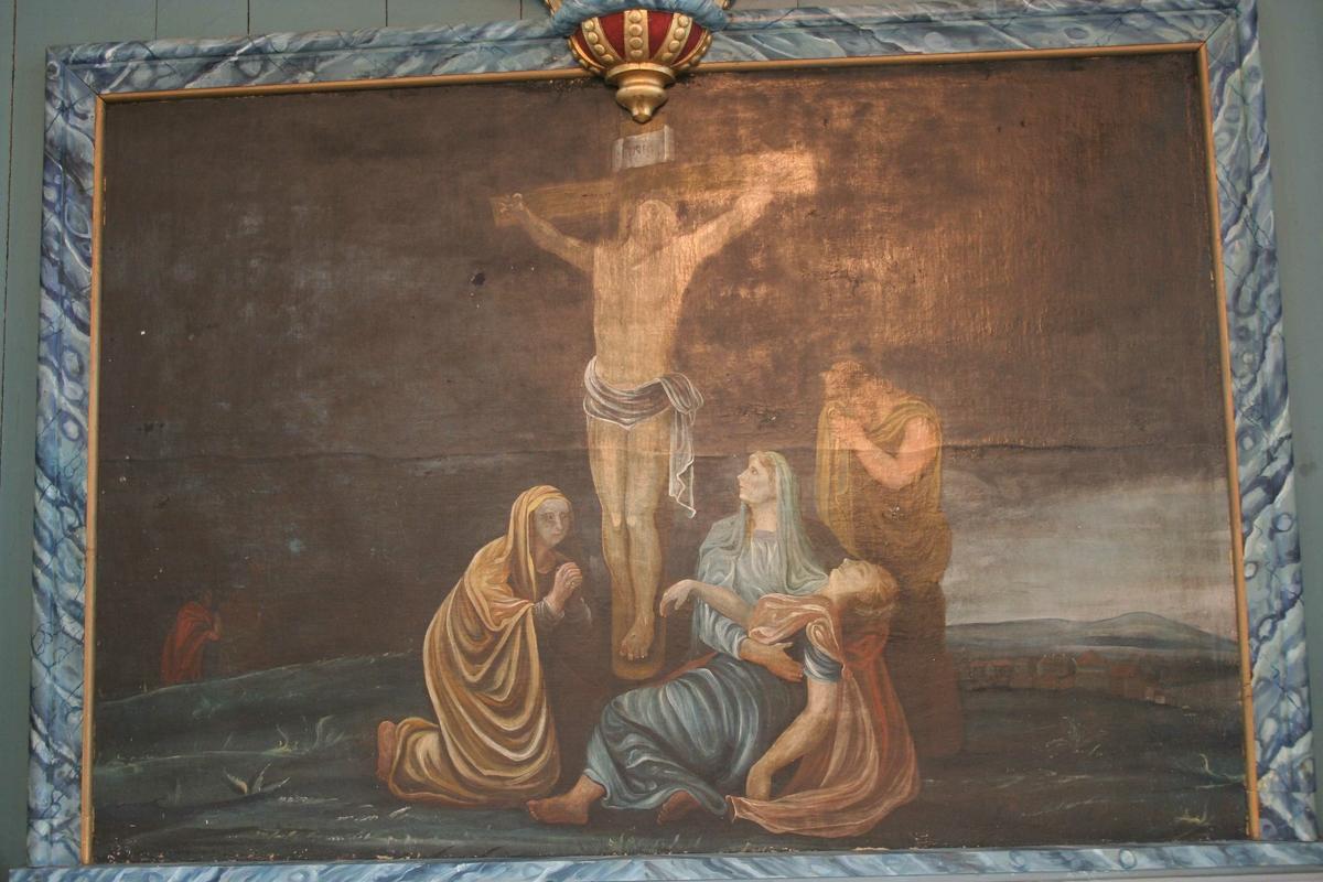 altertavla, Tynset kirke