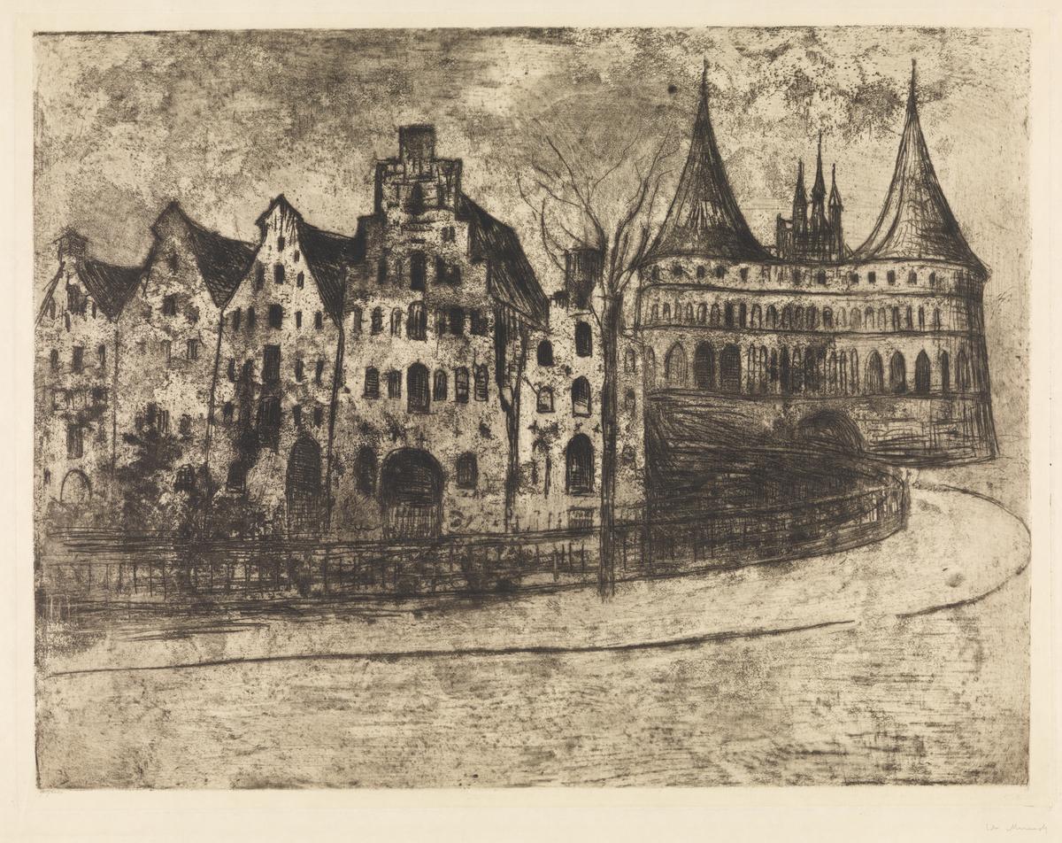 Lübeck [Grafikk]