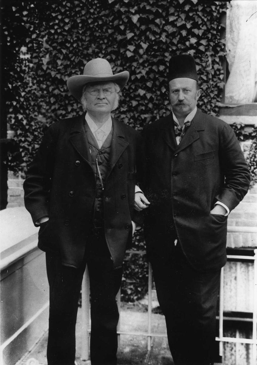 Bjørnson, Alexander Kielland, Skovgaard,