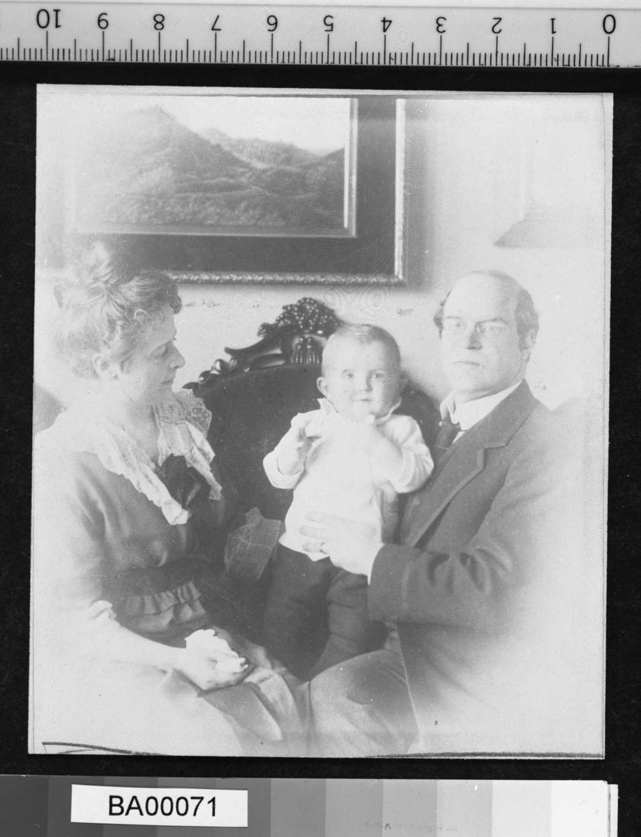 Erling Bjørnson, familie,