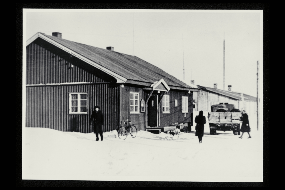 eksteriør, postkontor, 9800 Vadsø
