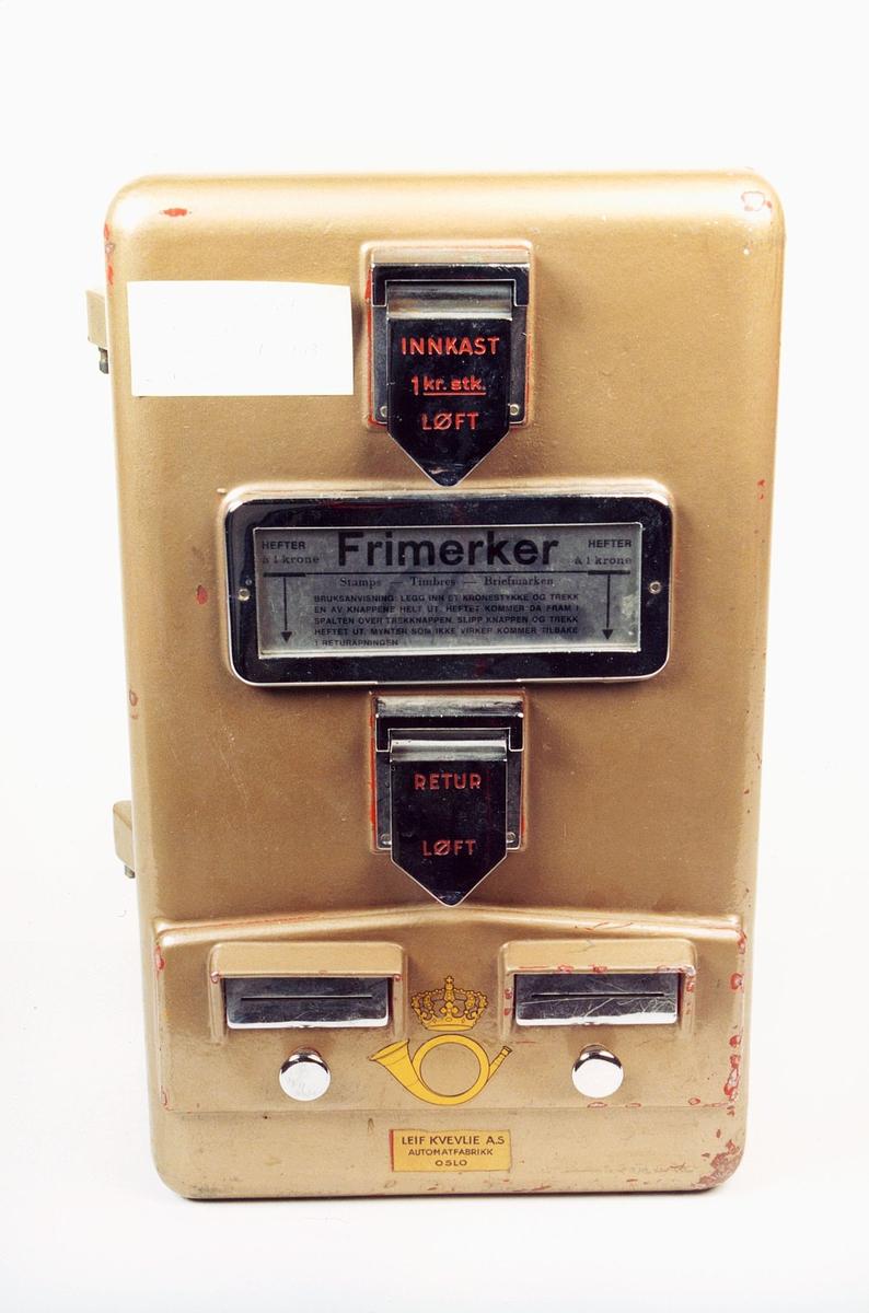 Frimerkeautomat