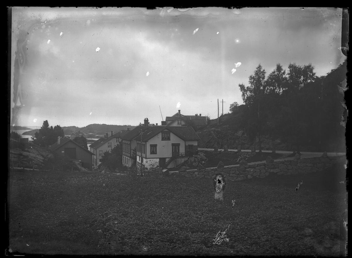 Veien rundt Kirkeheia - Arendalsveien. Vossgate møter Glassgate
