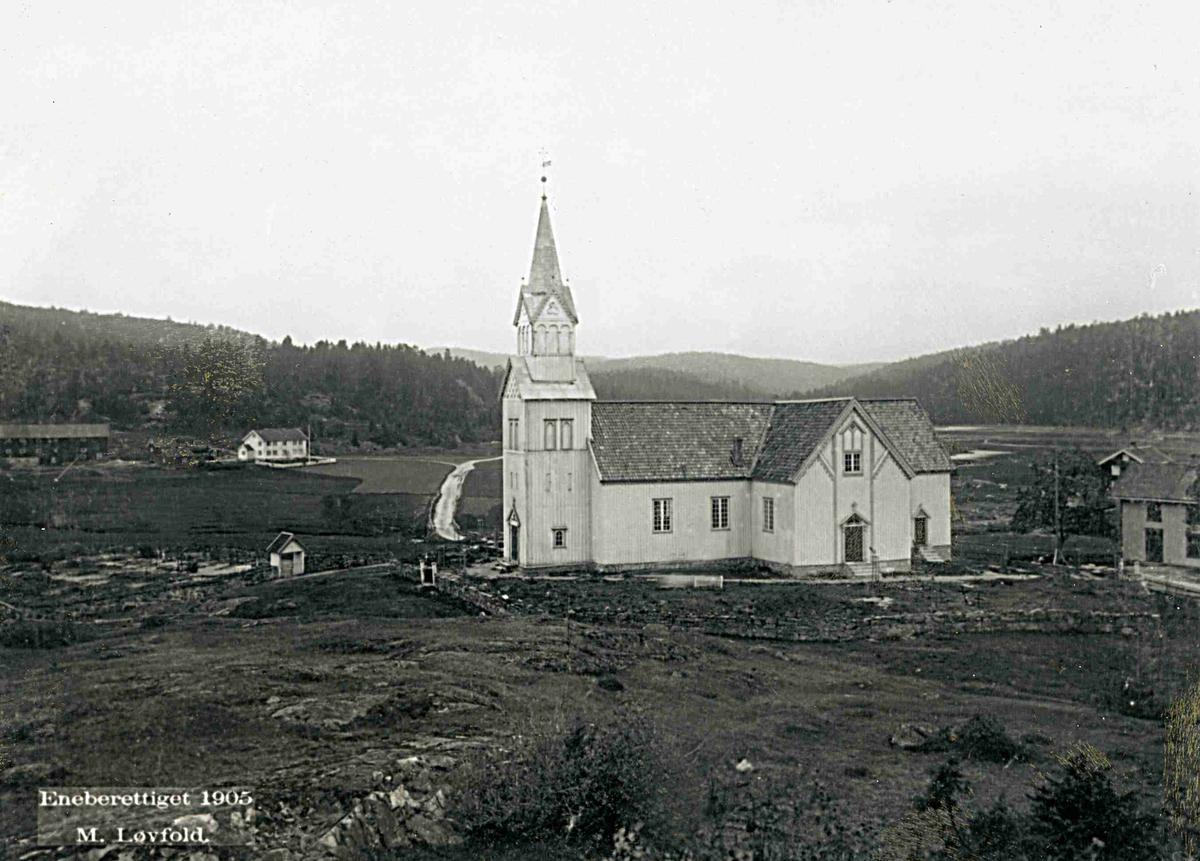 Vegårdshei kirke