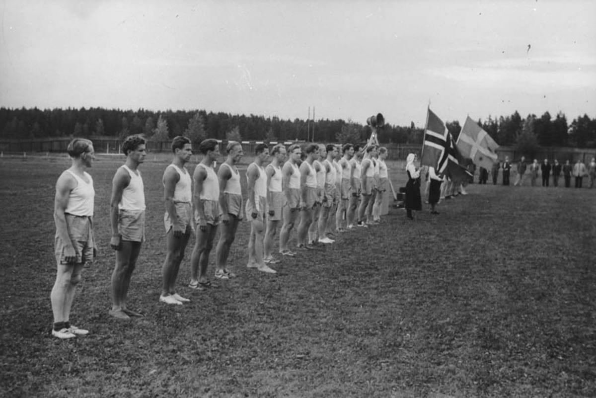 Ski idrettslag gjester Säffle.