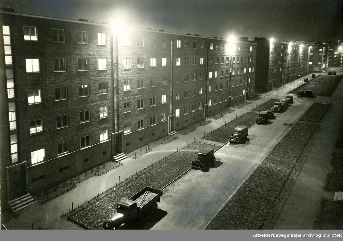 Sinsen,.desember 1938