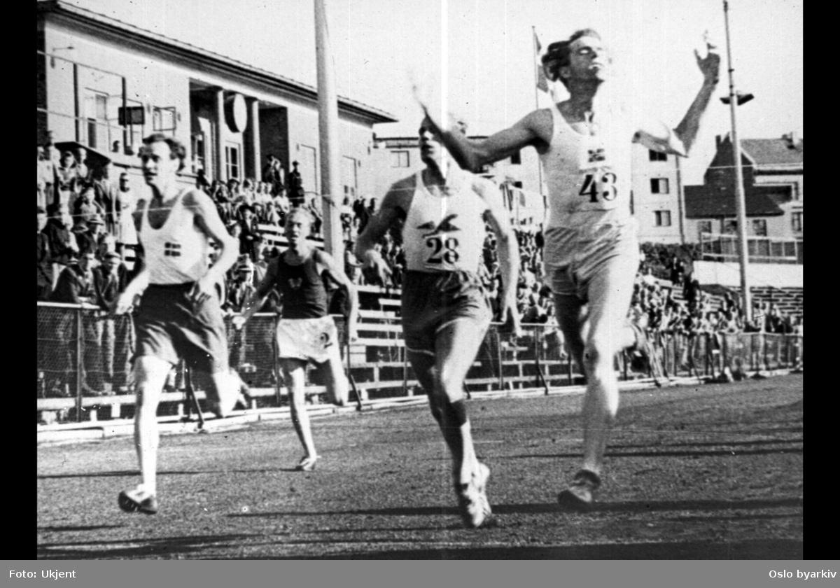 Oslo Sporveiers idrettslag, løp