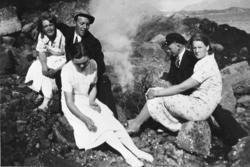 Søndag på Eikrem 1923.