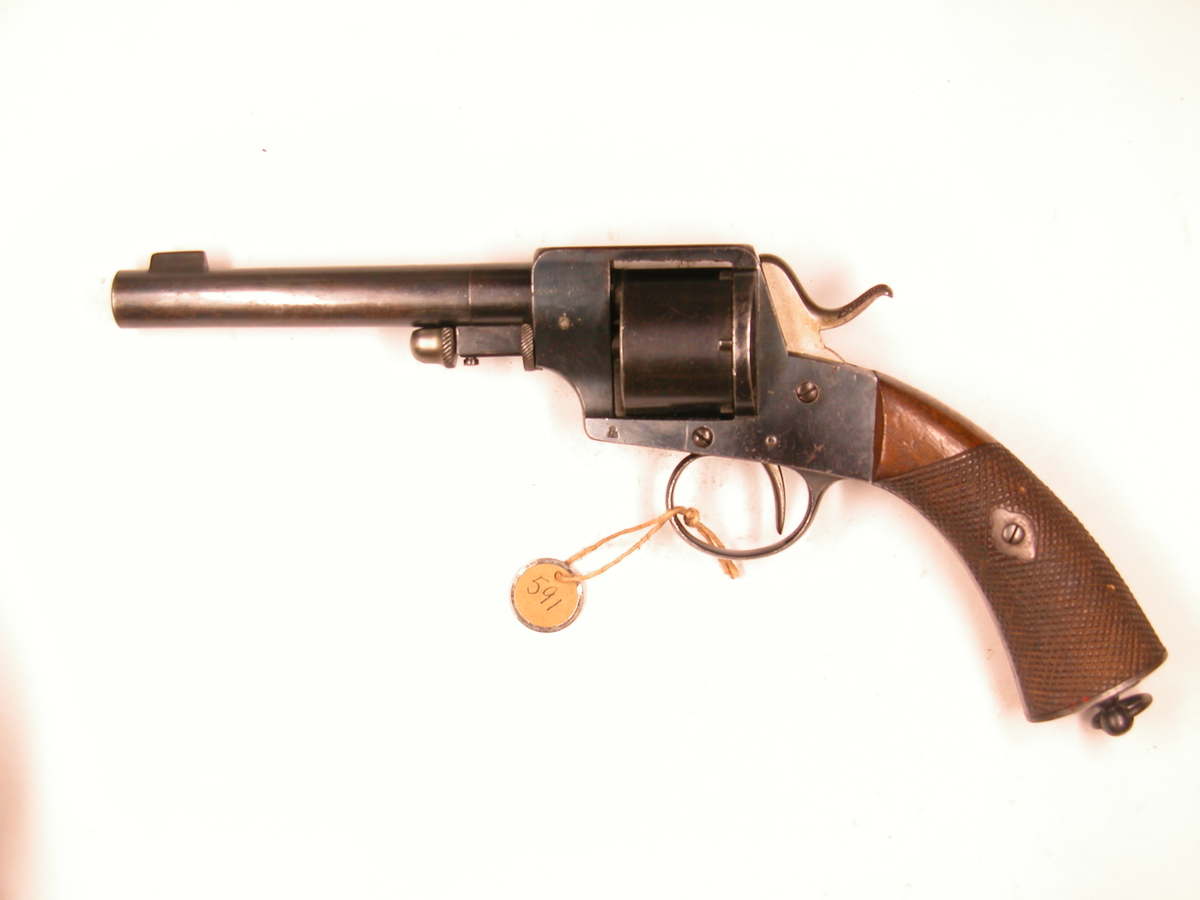 Revolver 11 mm M1871 (svensk)