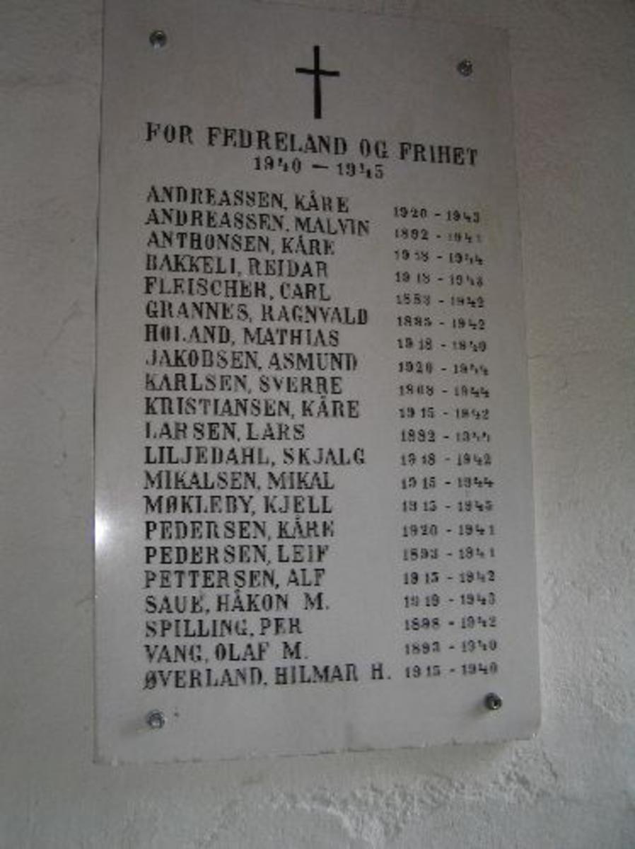 Kjøreanvisning: I våpenhuset Trondenes kirke