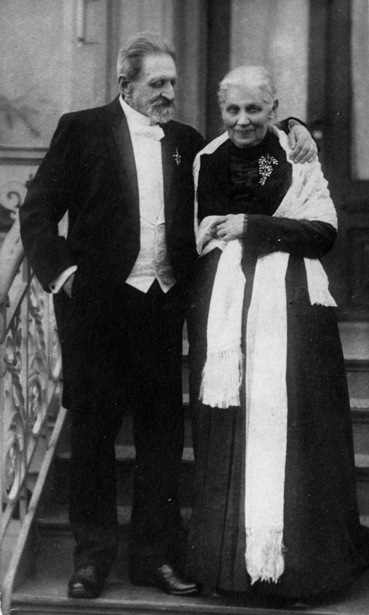 T. N. Mykleby og Ingeborg