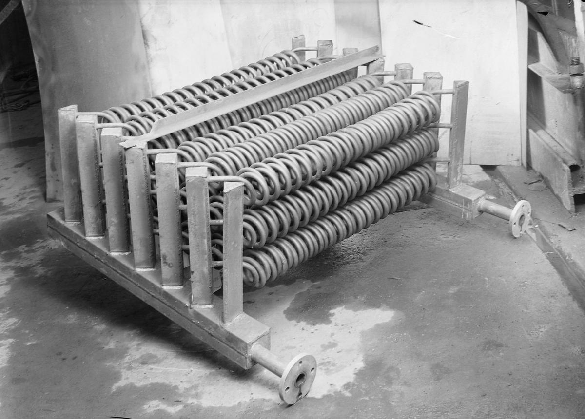 Rørkonstruksjon fra Bergs Maskin