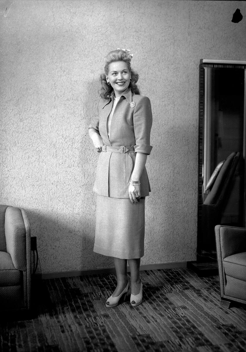 Skuespiller Greta Gynt