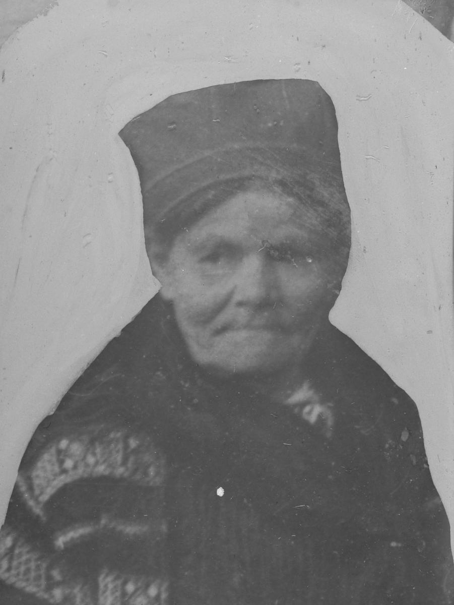 Nanna E. Westerfjell som omkom i bussulykken i Dunderlandsdalen 5. juli 1948 (kopi)