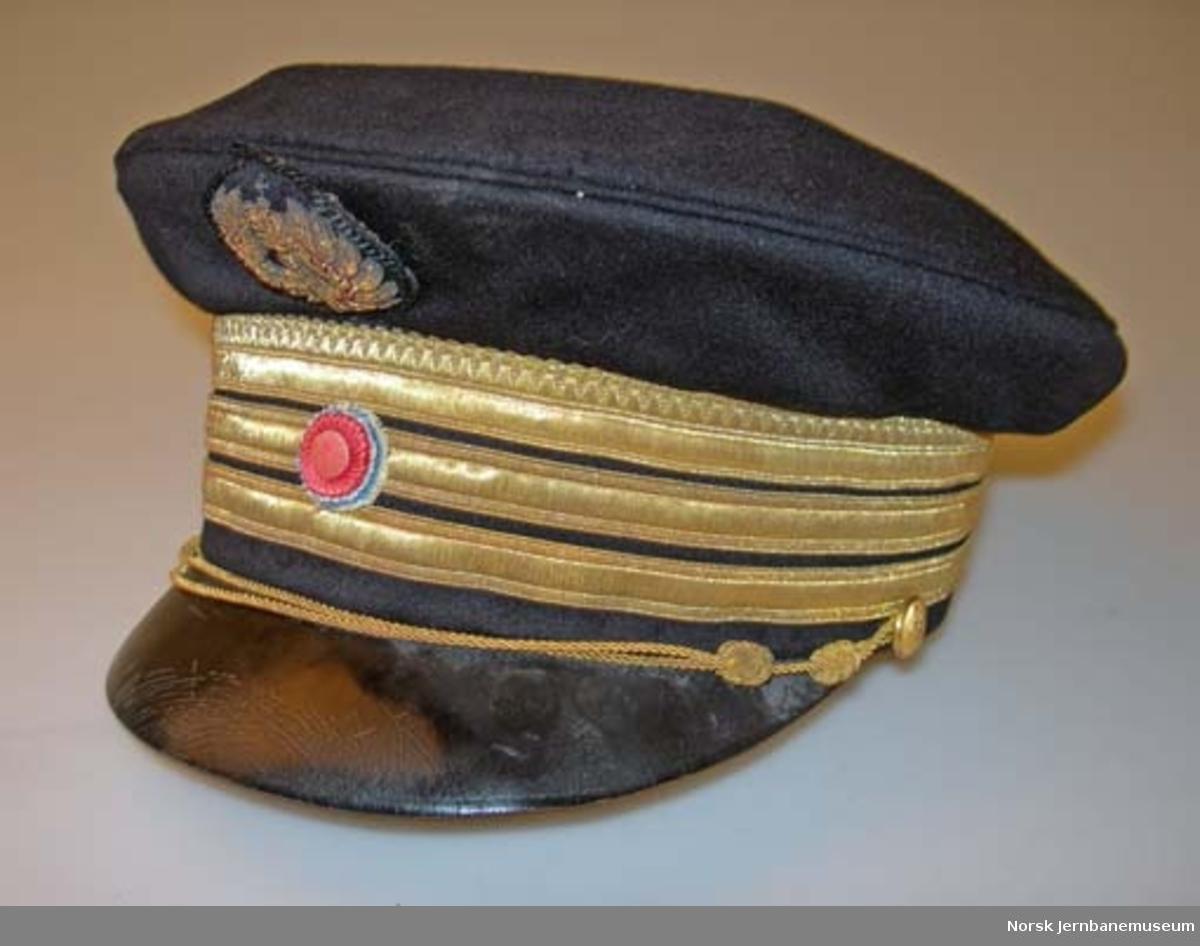 Uniformslue : for generaldirektør