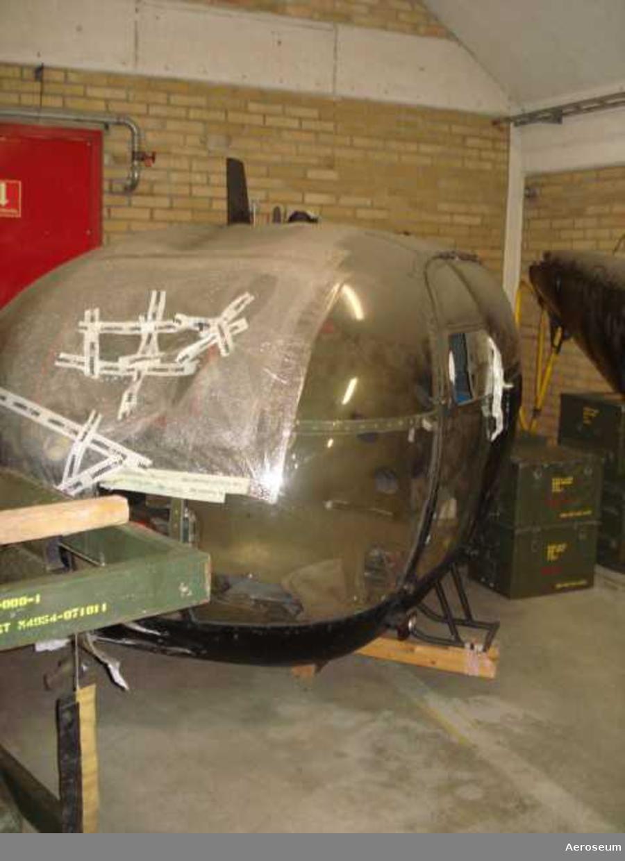Helikopter Alouette 3