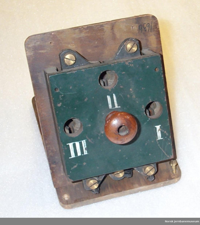 Lynavleder - Beskyttelse mot overspenning i telegrafutstyr