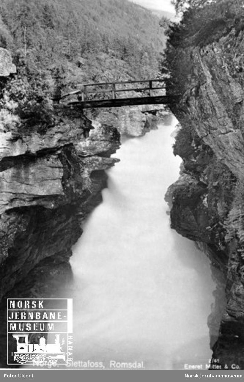 Slettafoss i Romsdalen