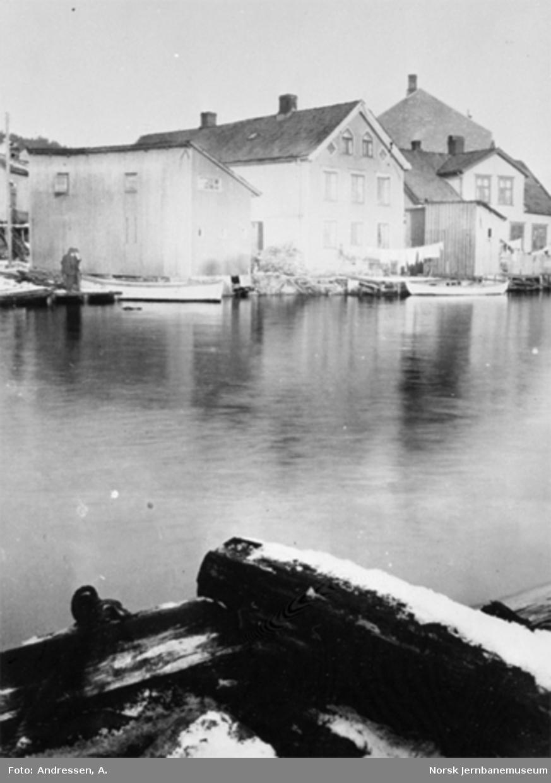Kragerø, Lille Kirkebukt