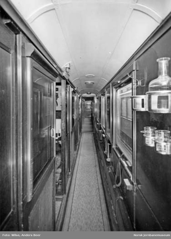 Korridor i kupevogn litra BCo