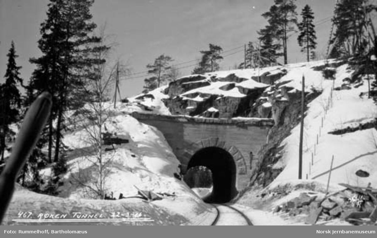 Røyken tunnel