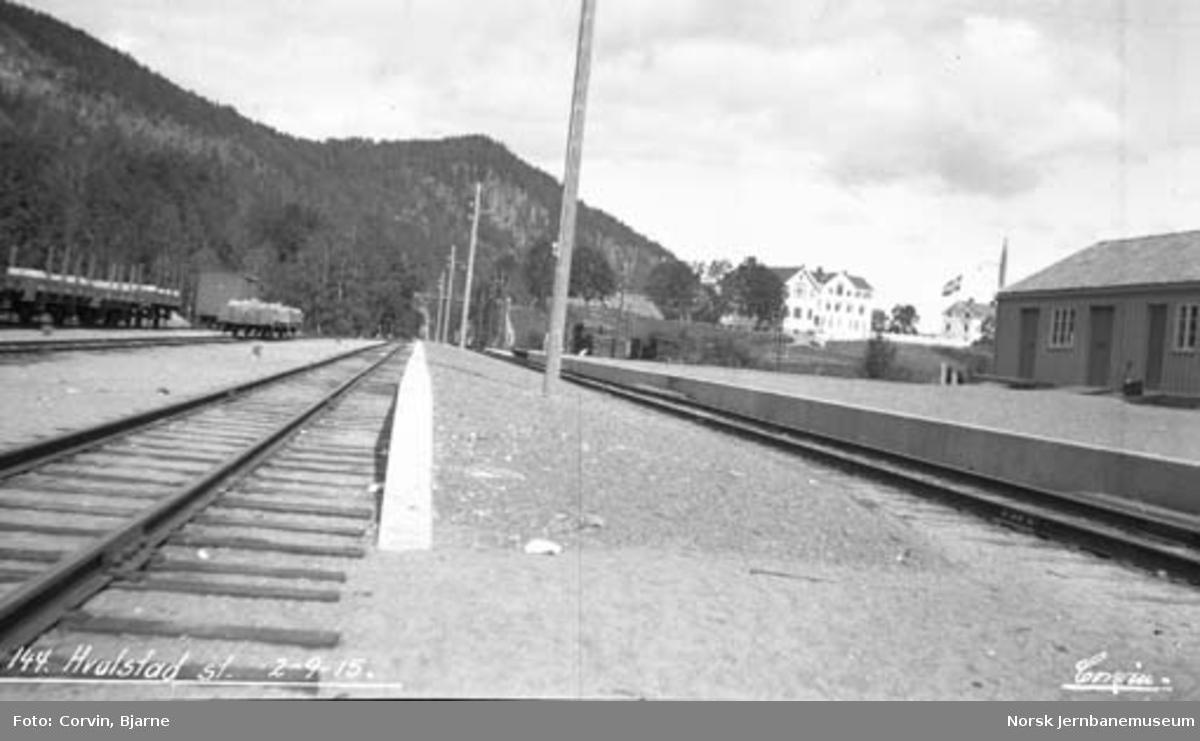 Hvalstad stasjon